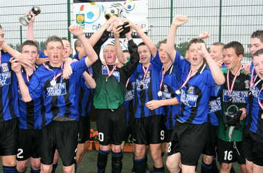 Winners 2007 Athlone & District